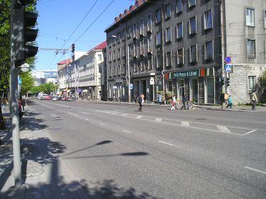 fdd3cc91f8d Estonia puiestee nädalavahetusel suletud - DELFI