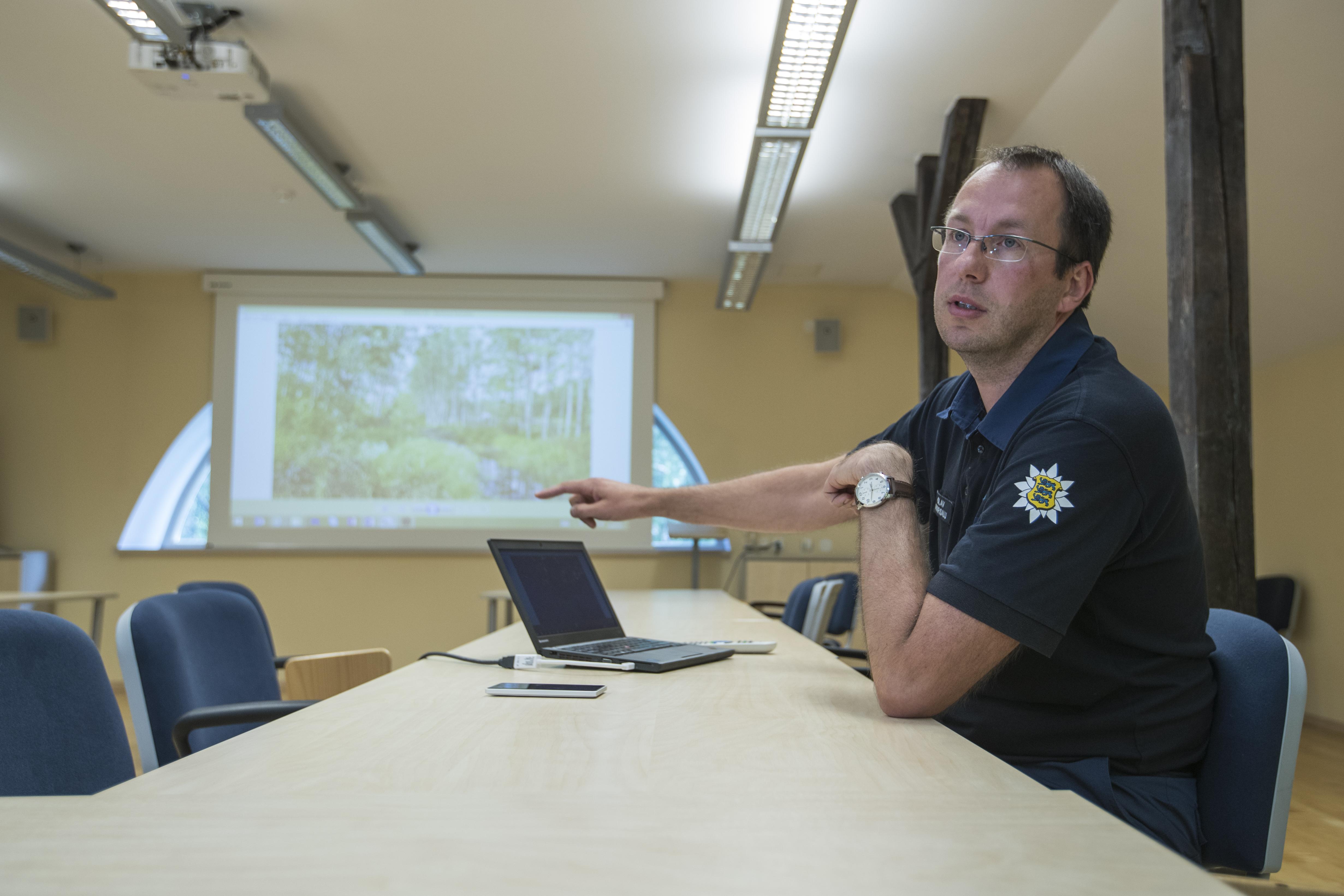 Keskkonnainspektsioon selgitab, mis toimub Velise jõe ääres