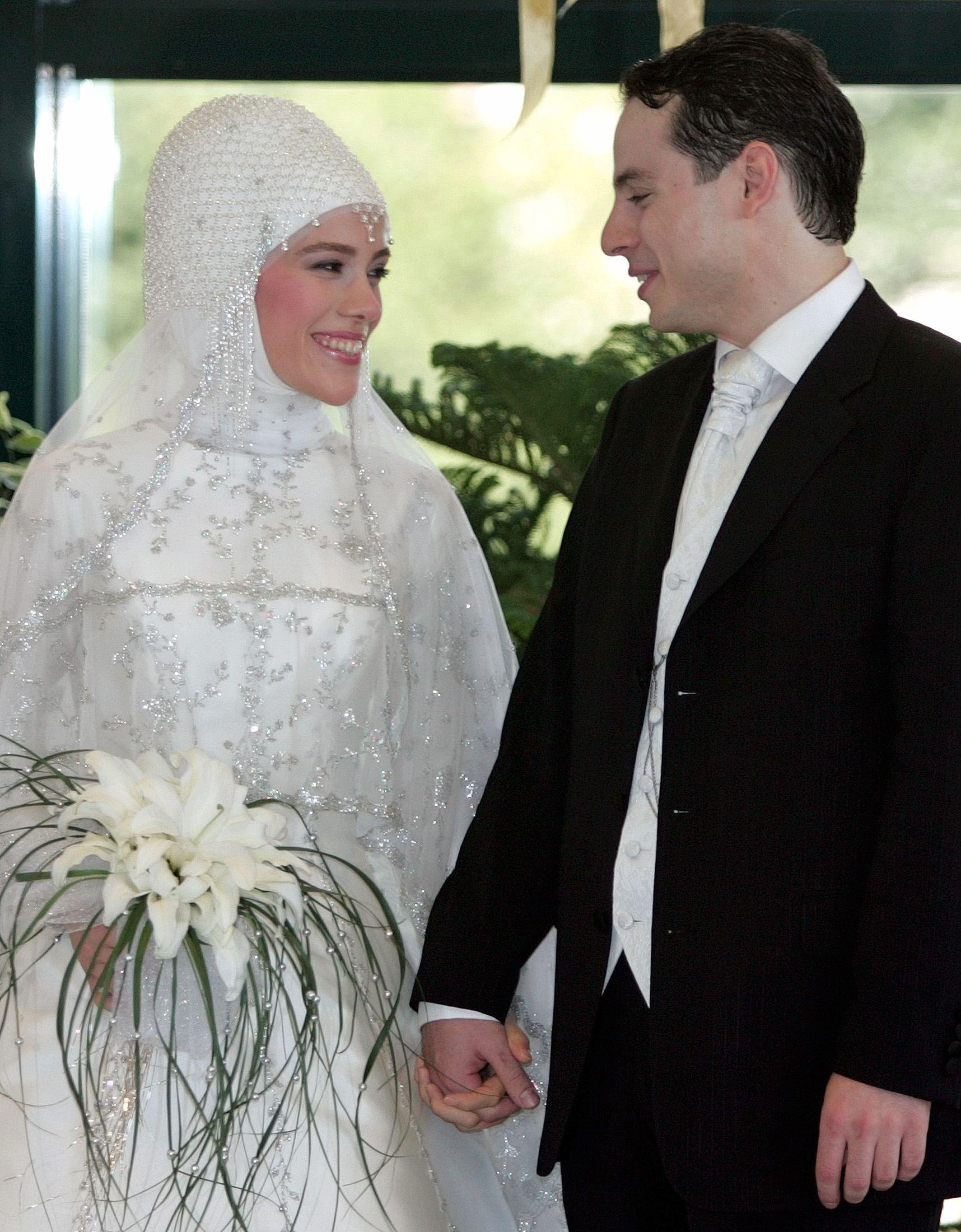 Фото со свадьбы младшей дочери путина