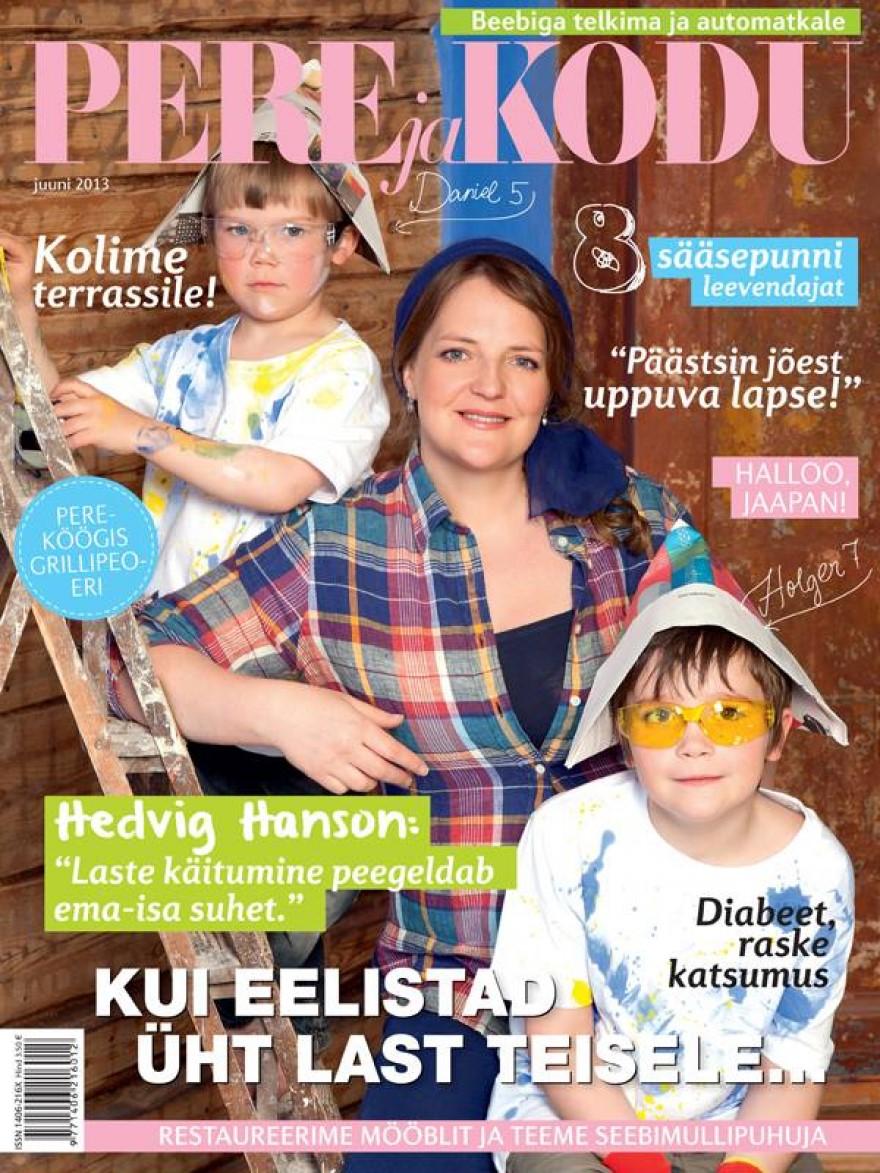 ee6501395d9 Pere ja Kodu saab uue peatoimetaja - Anne ja Stiil