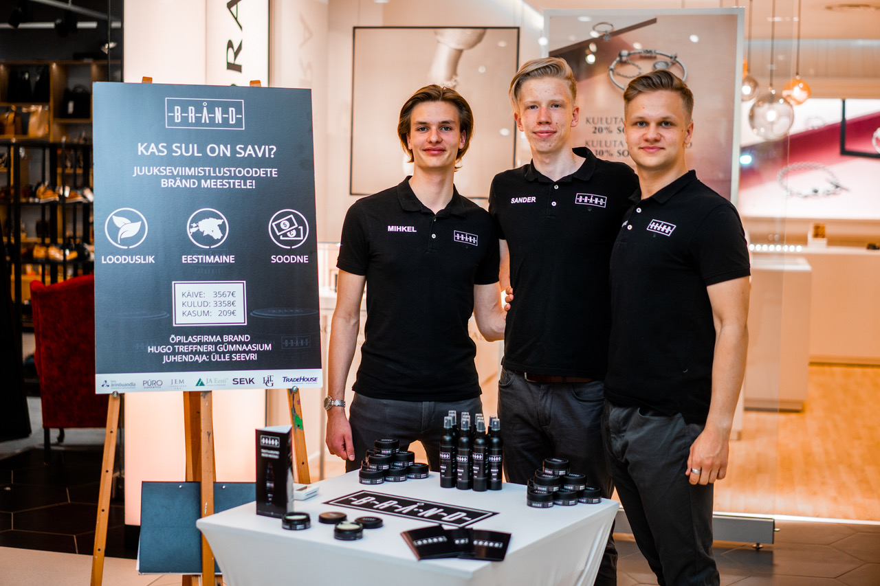 Eesti parim õpilasfirma Brand