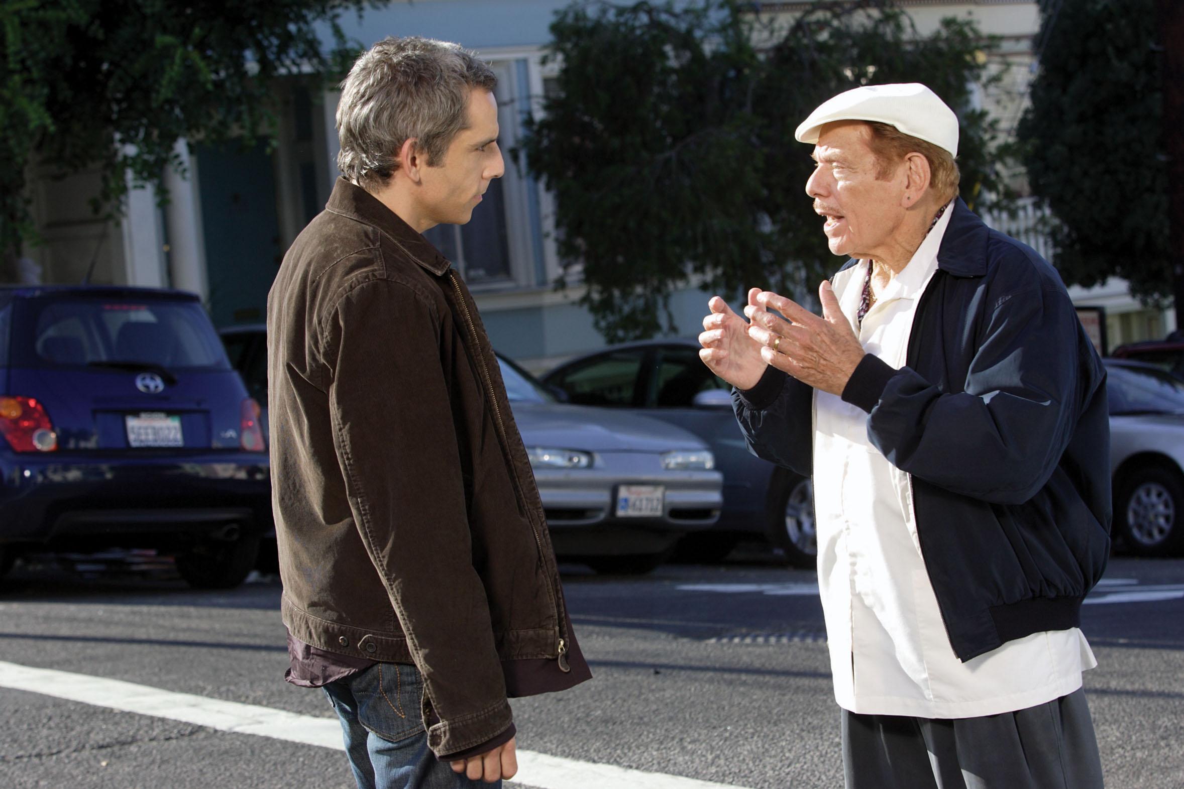 Ben Stiller ja Jerry Stiller