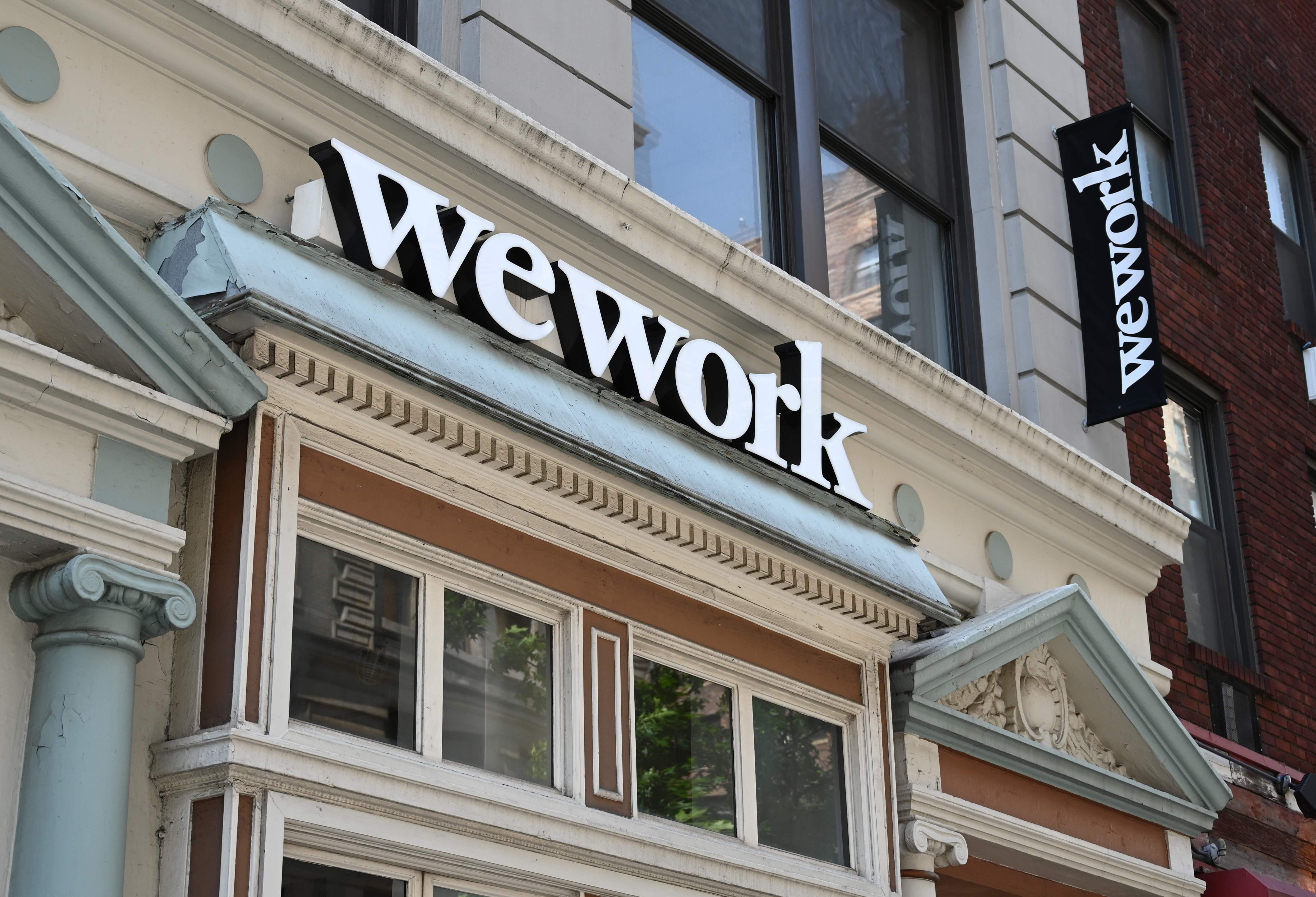 WeWorki kontorid