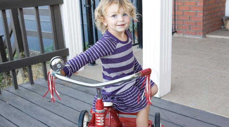 Tuntud mänguasjapood keeldus garantiiremondist ja soovitas lapsevanemal ise katkine jalgratas ära parandada