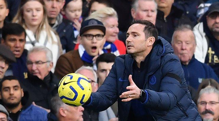 Lampard: Messit, Mbappet ja Ronaldot me ilmselt jaanuaris ei osta
