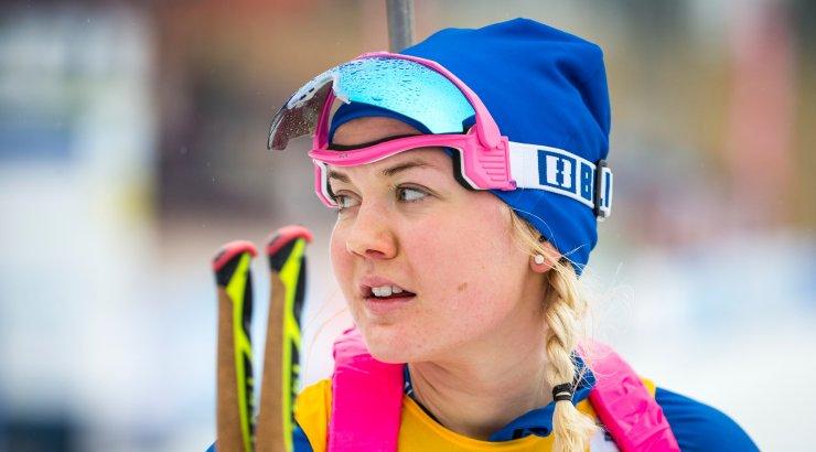 Российская лыжница выиграла второе серебро за два дня на этапе Кубка мира