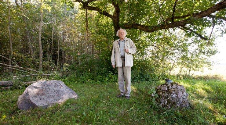 FOTOD | Ringkäik Porkuni lahinguga seotud paigus, kus möödub 75 aastat Eesti suurimast vennatapust