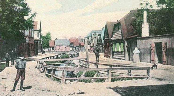 Linnaretk Jaak Juskega   Kadunud Härjapea jõgi ärkab ellu