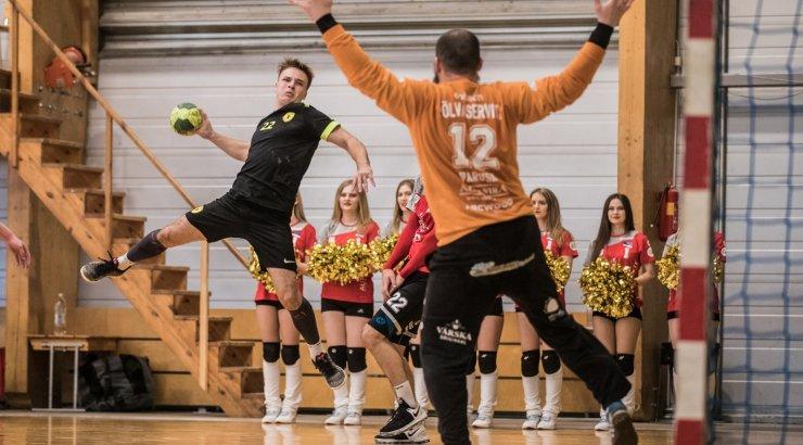 Karikakaitsja HC Tallinn alustas suure võiduga, Tartu Ülikool oli üle Arukülast