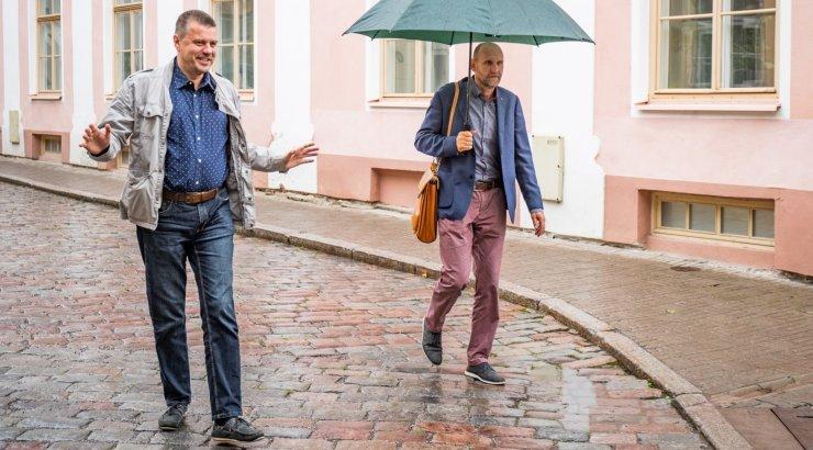Urmas Reinsalu asendab Helir-Valdor Seedrit pensionisamba reformi töörühmas ainult suvel