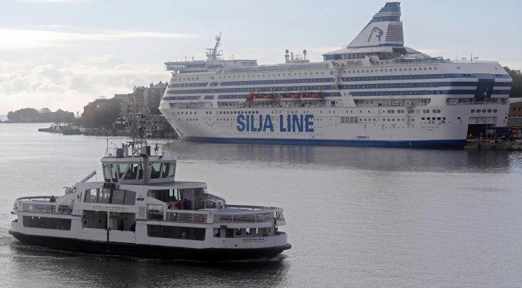 Tallink likvideerib Soomes sadakond töökohta