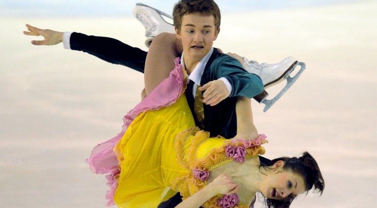 Jäätantsupaar Irina Štork ja Taavi Rand said EM-il 13. koha