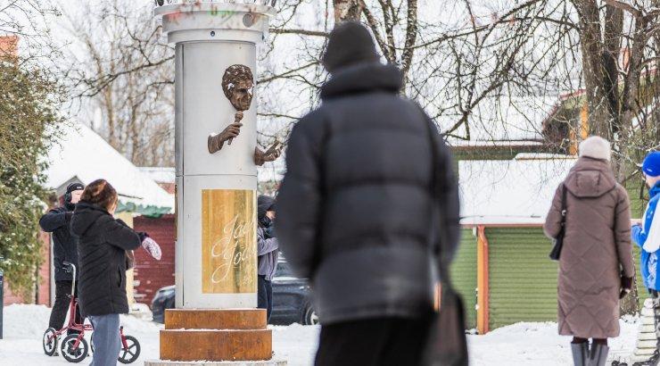 Jaak Joala pärijad katkestasid läbirääkimised MTÜ-ga Meie Viljandi ja hr Harri Juhani Aaltoneniga: monument tuleb eemaldada