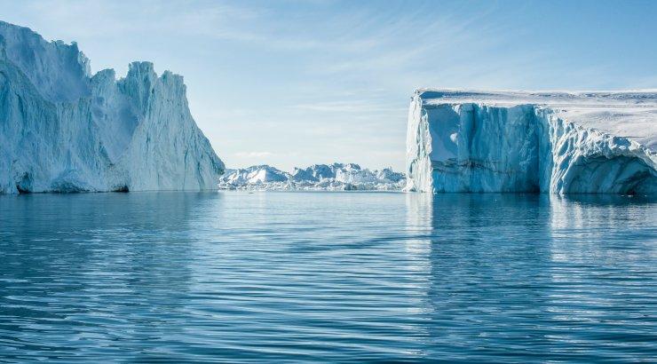Gröönimaalt kadus päevaga 2 kuupkilomeetrit jääd