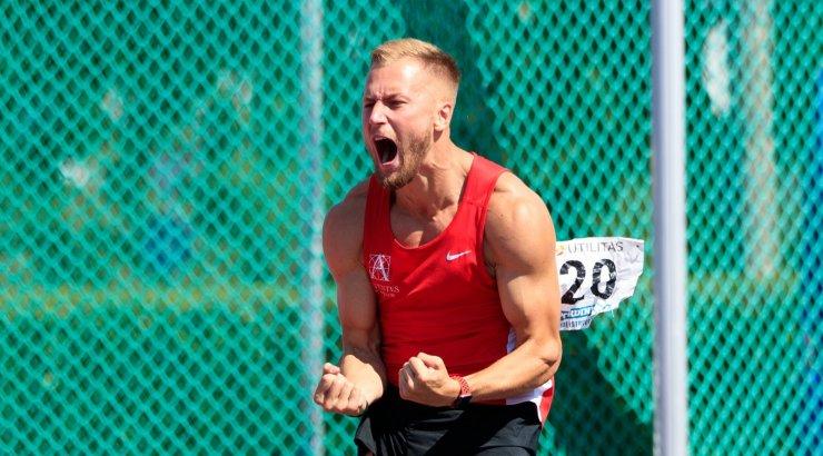 Tallinna linn maksab suvel edukalt võistelnud sportlaste preemiat