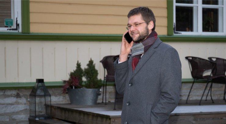 Ossinovski õnnitles Soome sotsiaaldemokraate valimisvõidu puhul