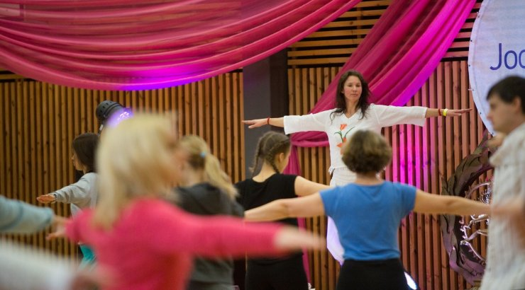 e7f1e01c455 PILETILOOS: võida sellesuvise Joogafestivali pass! - DELFI Naistekas