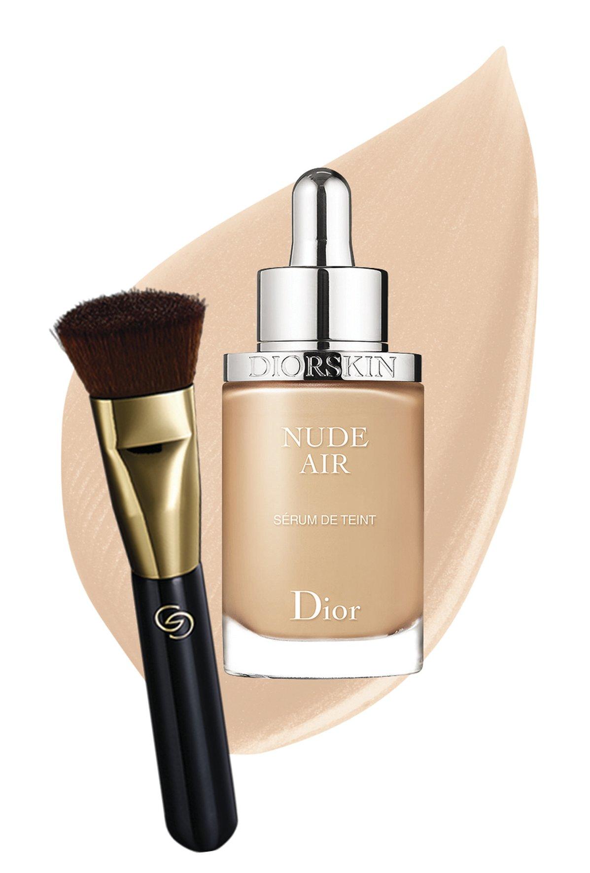 2a423763c4b Seerum-jumestuskreem Dior Diorskin Nude Air Sérum de Teint (52.88) laseb  nahal hingata ja annab tervisest pakatava sära.