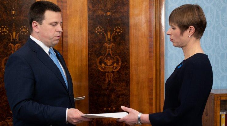 Reuters kriisist Eesti valitsuses: Kaljulaidi avaldus pani surve Jüri Ratasele