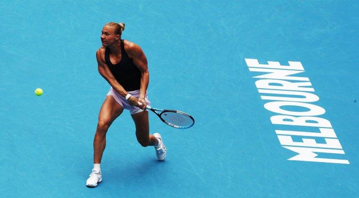 OTSEBLOGI | Kaia Kanepi kohtub Australian Openi teises ringis tiitlikaitsja ja maailma neljanda reketi Sofia Keniniga