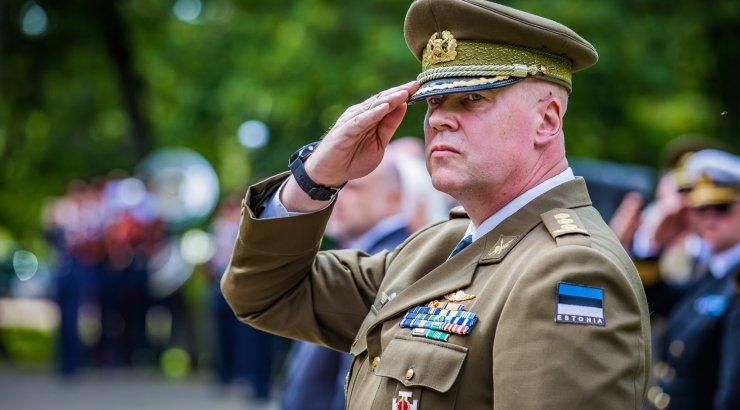 Kaitseliidu ülem Riho Ühtegi saab kindraliks