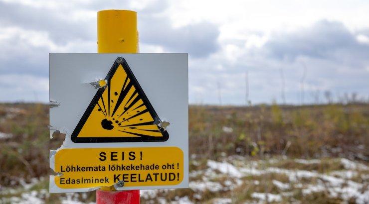 a1f72df802d FOTOD | Kevadtormil korraldati näidislõhkamine - Uudis.eu