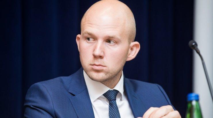 Tõnis Mölder loobub abilinnapea kohast, et minna riigikogusse