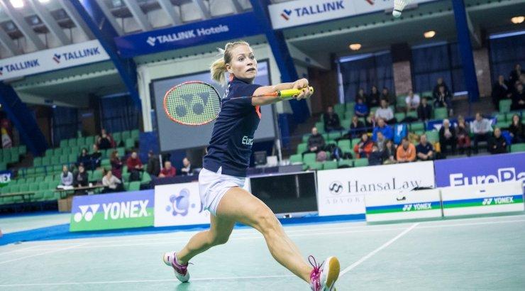 FOTOD:  Kati Tolmoff kaotas Euroopa karikaetapil pingelise finaalmängu