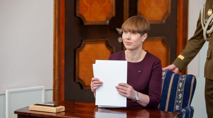 President Kersti Kaljulaid teeb virtuaalse ringkäigu Võrumaal