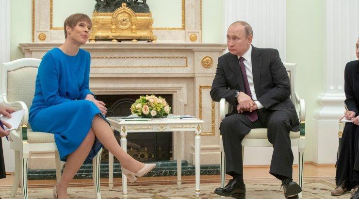 Presidenti pole veel 9. maiks Moskvasse kutsutud