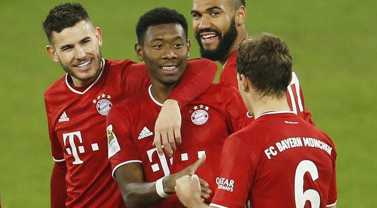 Bayern jääb ühest tähtmängijast suvel ilma