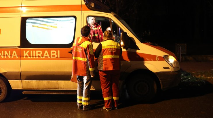 75-aastane naine põhjustas Lihula lähedal avarii