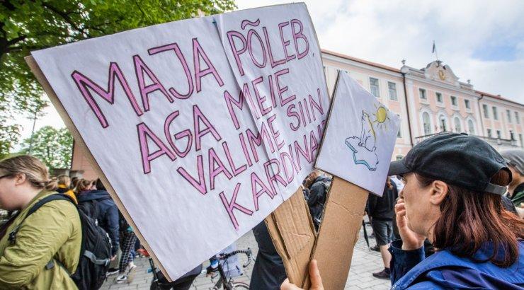 Eesti on Euroopa kliimaneutraalsuse eesmärgi suhtes skeptiline