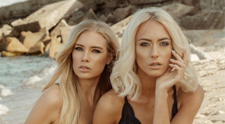 Eesti supermodellid Agne ja Adeline paljastavad tõe ilusa elu telgitagustest: verised jalad, nälg...