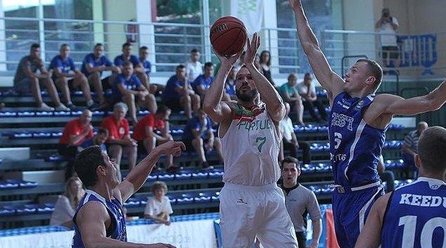 f8bc504b9e9 TIPPHETKED | Eesti korvpallikoondis alustas suve kindla võiduga võõrsil  Portugali üle - Sport