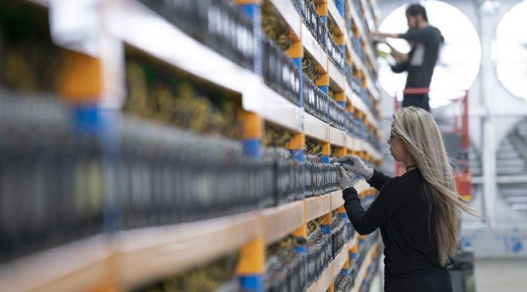 Bitcoini kurss kerkis üle 8000 dollari. Investorid usuvad, et