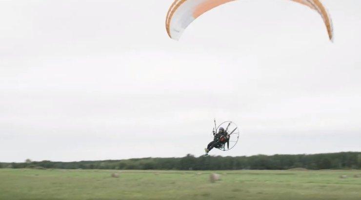 VIDEO   Hulljulge eestlane sooritas esmakordse triki maailmas