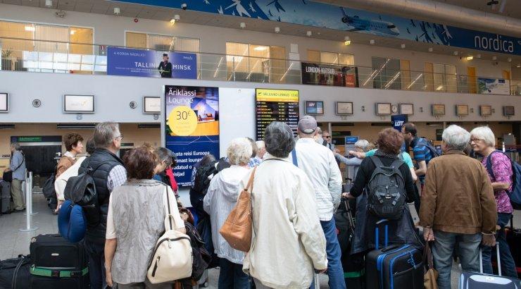 Stockholmi lennuliinile lisandub veel üks pakkuja, Nice'i liini võtavad üle lätlased