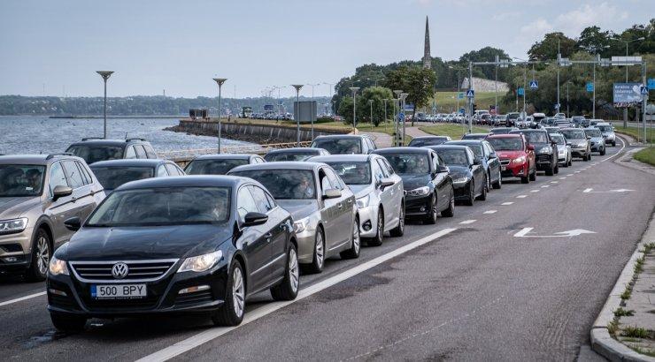 ÜLESKUTSE   Esita oma küsimus Tallinna liikluse teemadel