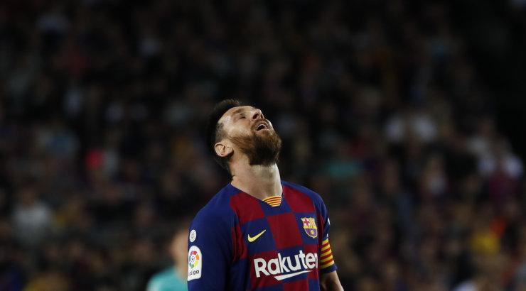 Messi tahtis aastaid tagasi Barcelonast lahkuda: mitme klubi uks oli minu jaoks avatud
