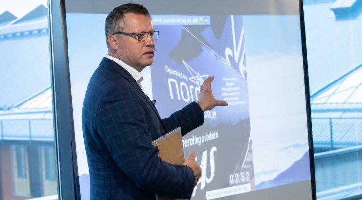 Toomas Uibo: miks on maksumaksjale vaja lennufirmat, mis teda Tallinnast teda kuhugi ei lennuta?
