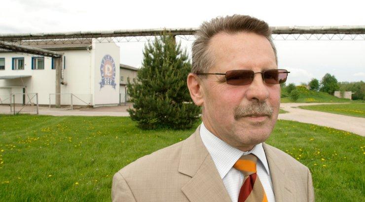 Suri Rey Seakasvatuse juht Valentin Kütt