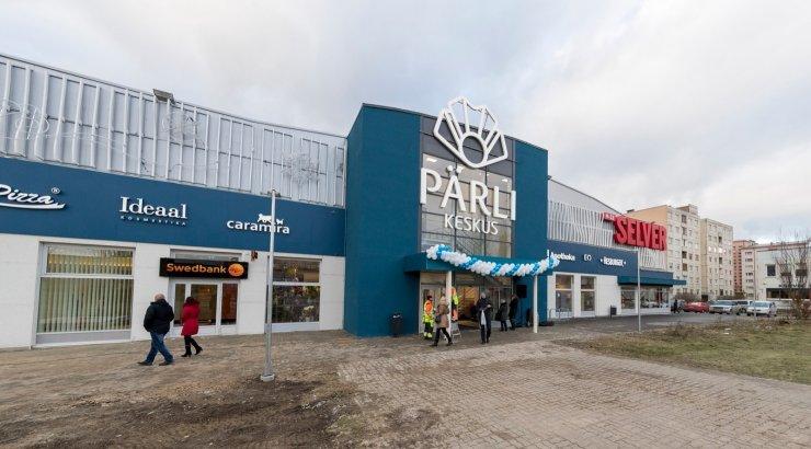 b2ae06c82b7 FOTOD: Maardu linnas avas uksed uus suur kaubanduskeskus - Kasulik.ee
