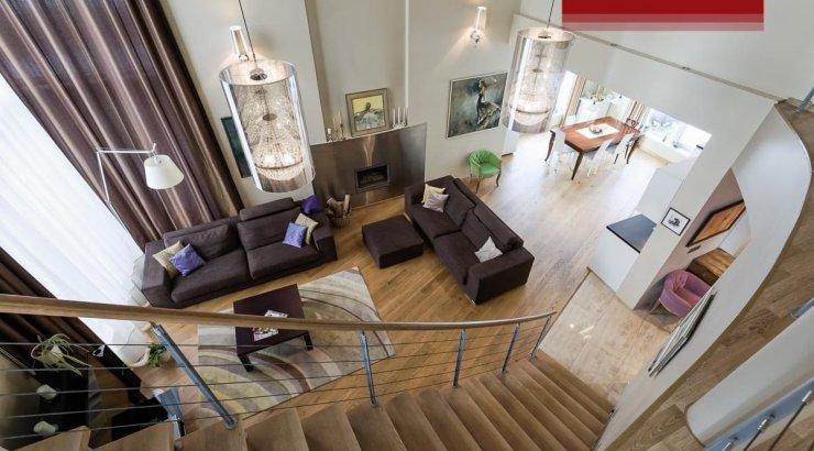 FOTOD | SEB-ga vaidluses kaotajaks jäänud kinnisvaraarendaja Sulev Seppik müüb pea poole miljoni euro eest uhket eramut