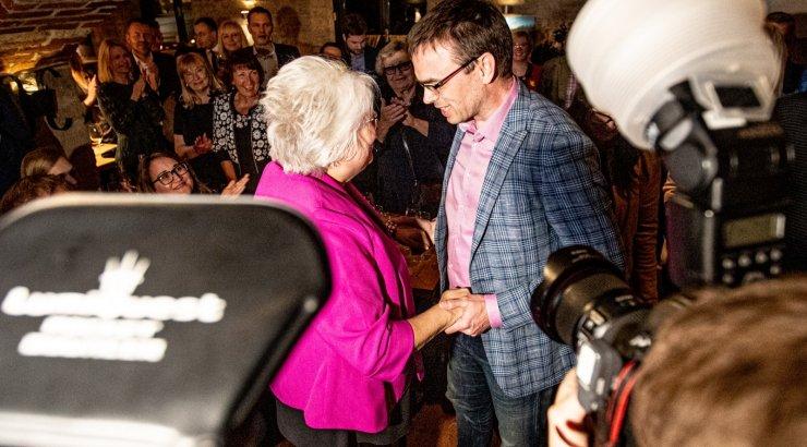 Eesti saadikud tahavad Brüsselis tegeleda tuttavate ja Eestile tähtsate teemadega