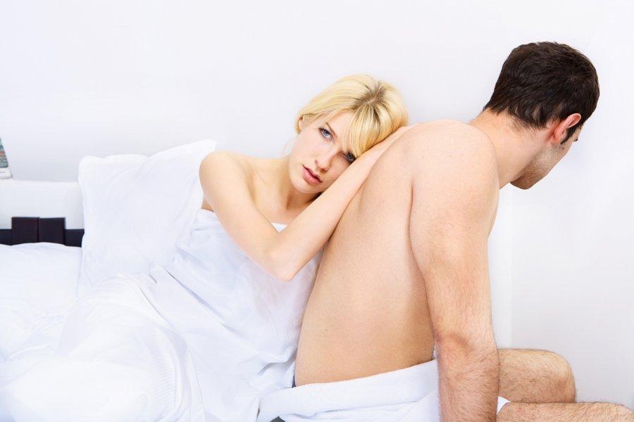 Эрекция без сексуальной стимуляции