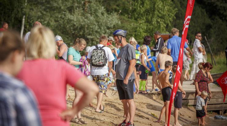 11. juulil toimub Meie Liigume II Kurepalu triatlon
