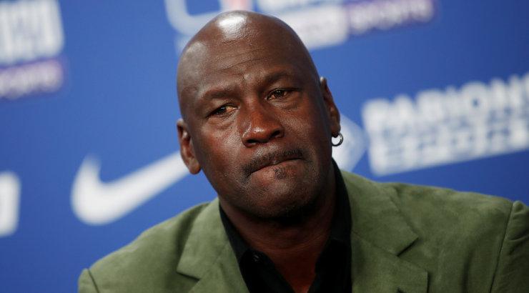 Michael Jordan annetas kodulinna tervishoiusüsteemile veel 10 miljonit dollarit