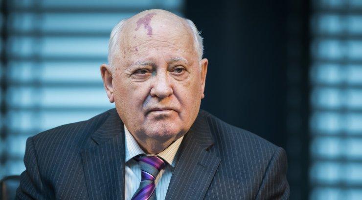Gorbatšov: külma sõja järel jäeti kujundamata Euroopa julgeolekuarhitektuur