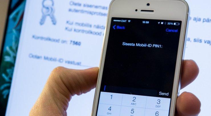 Telia kliente kimbutavad täna mobiil-ID ja SMS-ide saatmise häired